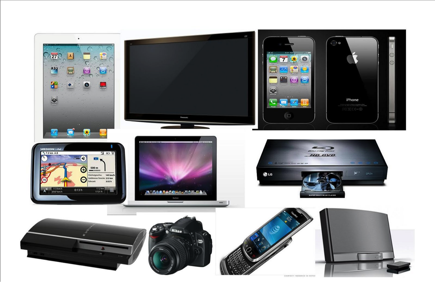 Genuine Electronic Gadgets For School