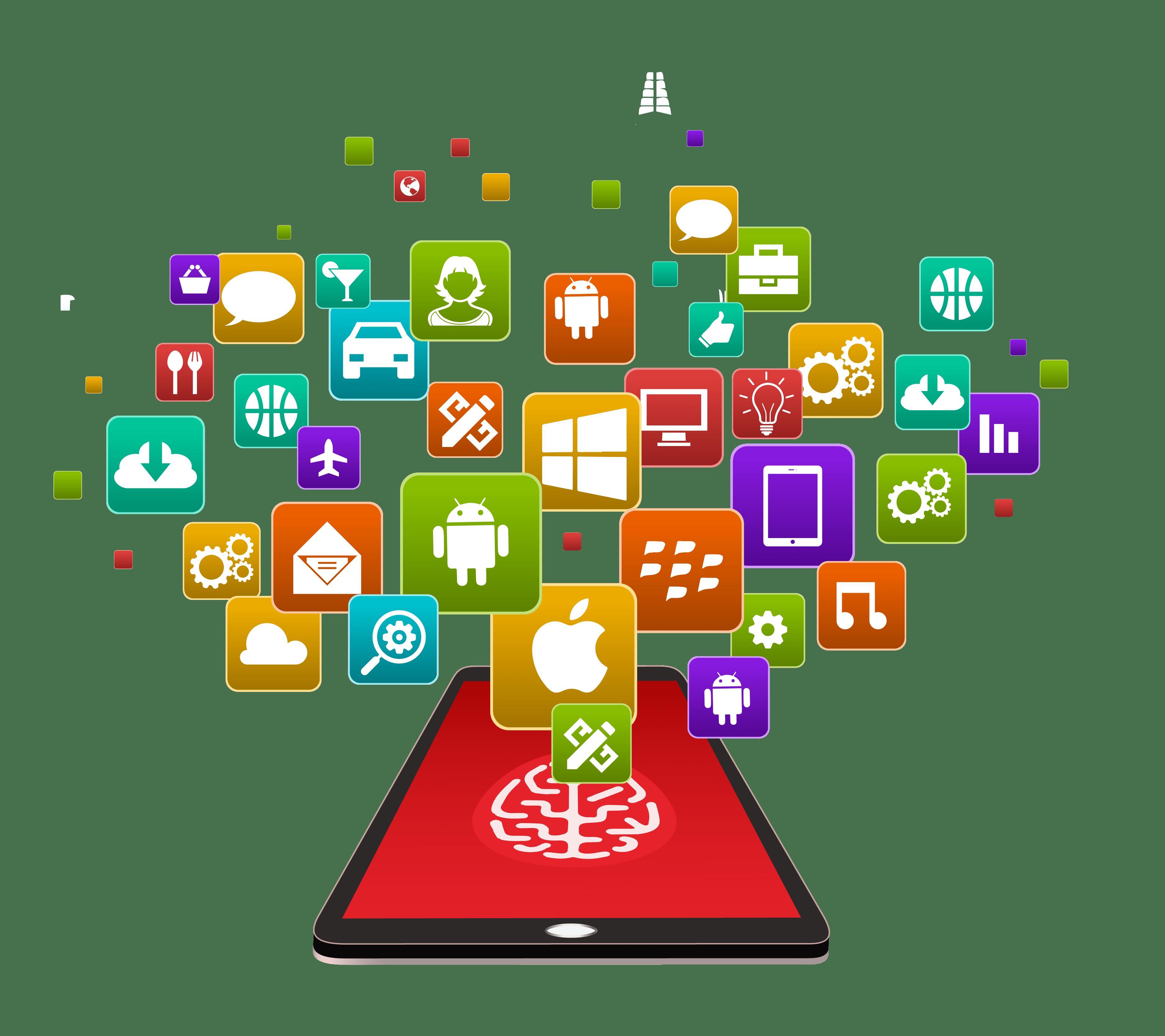 Top 5 Tech Trends For Mobile App Development Company